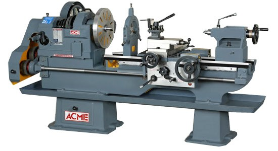 Lathe Machine I Myself Am The Lathe ...