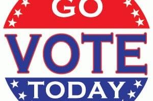 Go Vote Today