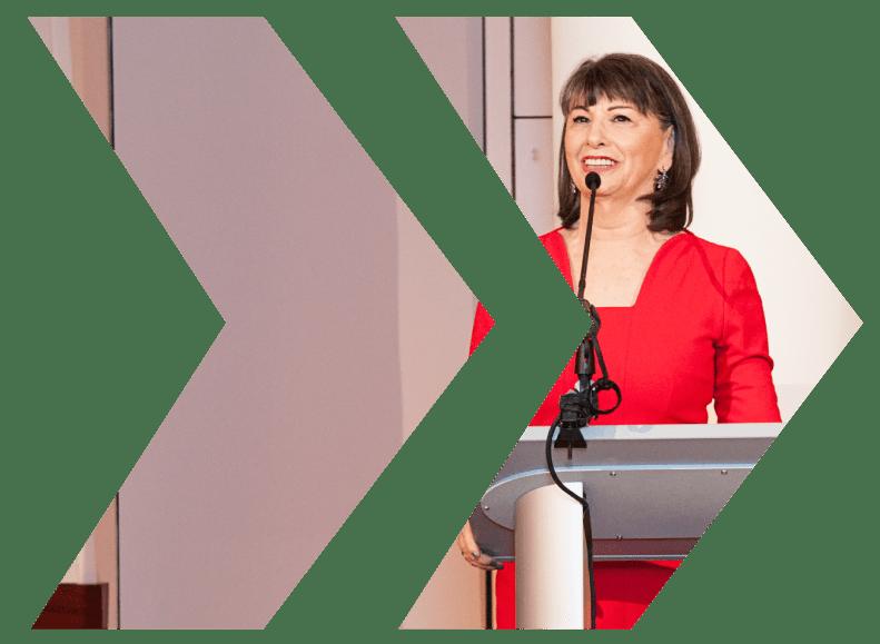 International Women's Power Expert Gloria Feldt